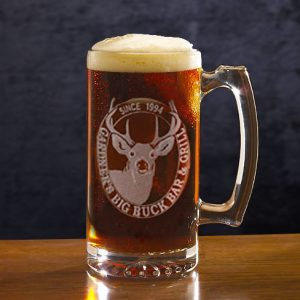 Big Buck Pub Large Mug