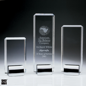 Crystal Tower Series Awards