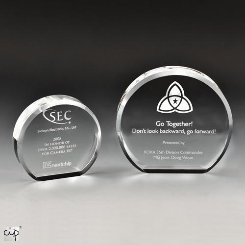 Crystal Disk Award
