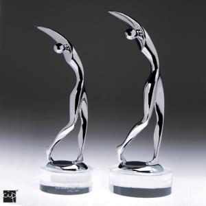 Famous Golfer Chrome Awards