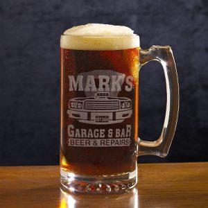 Garage Bar Large Mug