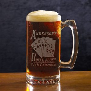 Poker Theme Large Mug